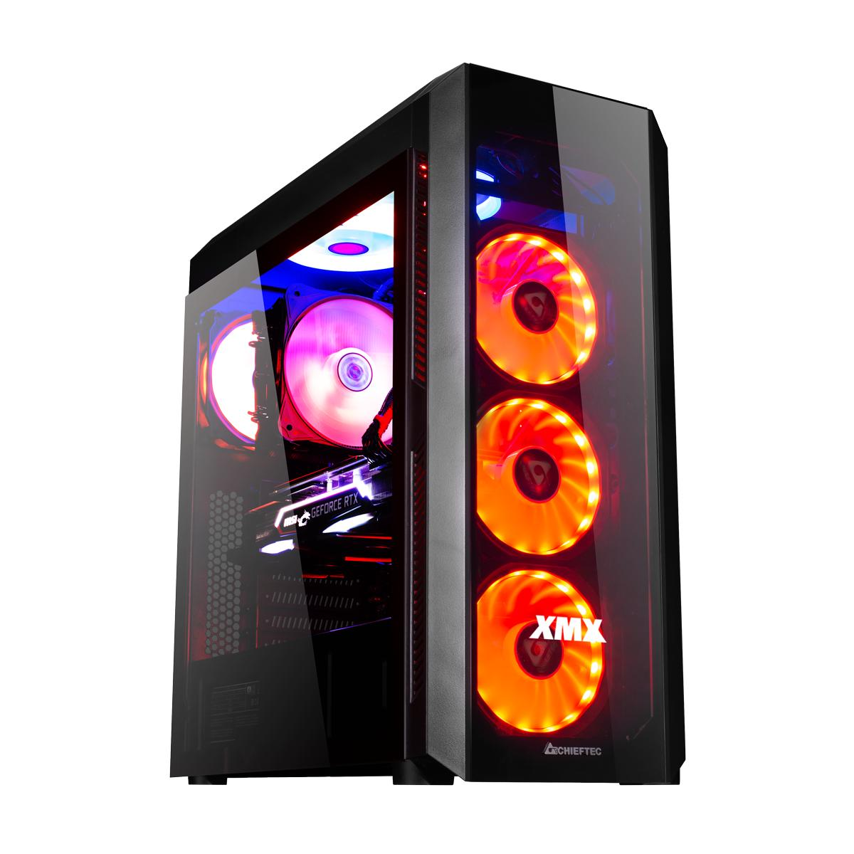 XMX Intel Computer, Hauptbild (15.01.2021)